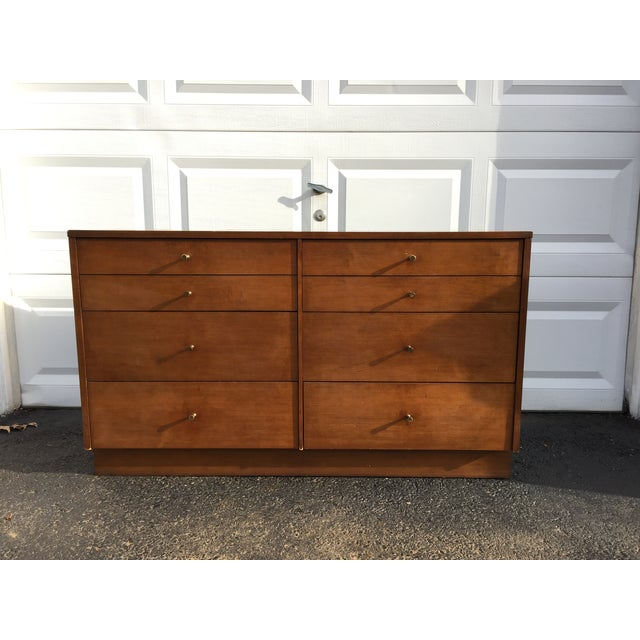 Paul McCobb Style Mid-Century Credenza With Hutch - Image 3 of 11