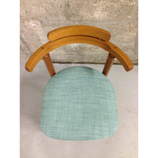Vintage Danish Mid Century Modern Dining Chair - Image 6 of 9