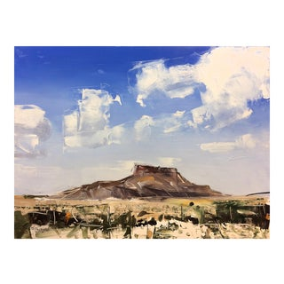 'Alpine, Texas' Modern Painting