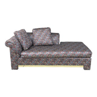 Best vintage sofas in may 2017 chairish for Chaise lounge band