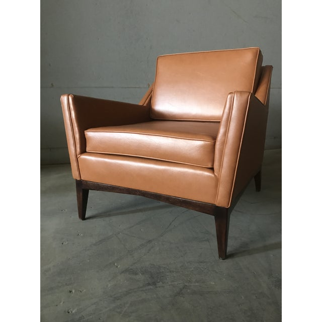Mid-Century Modern Lounge Chairs - A Pair - Image 3 of 9