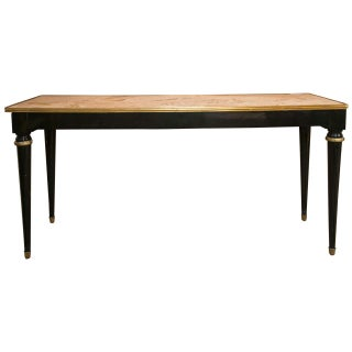 Jansen French Directoire-Style Console