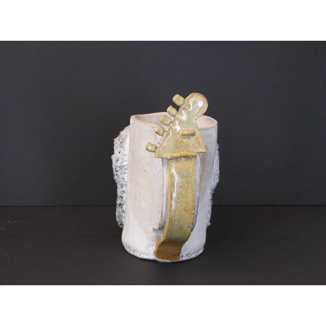 Jerry Garcia Heavy Pottery Mug - Image 3 of 7