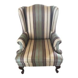 Ethan Allen Wingback Chair