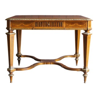 Antique French Regency Writing Desk