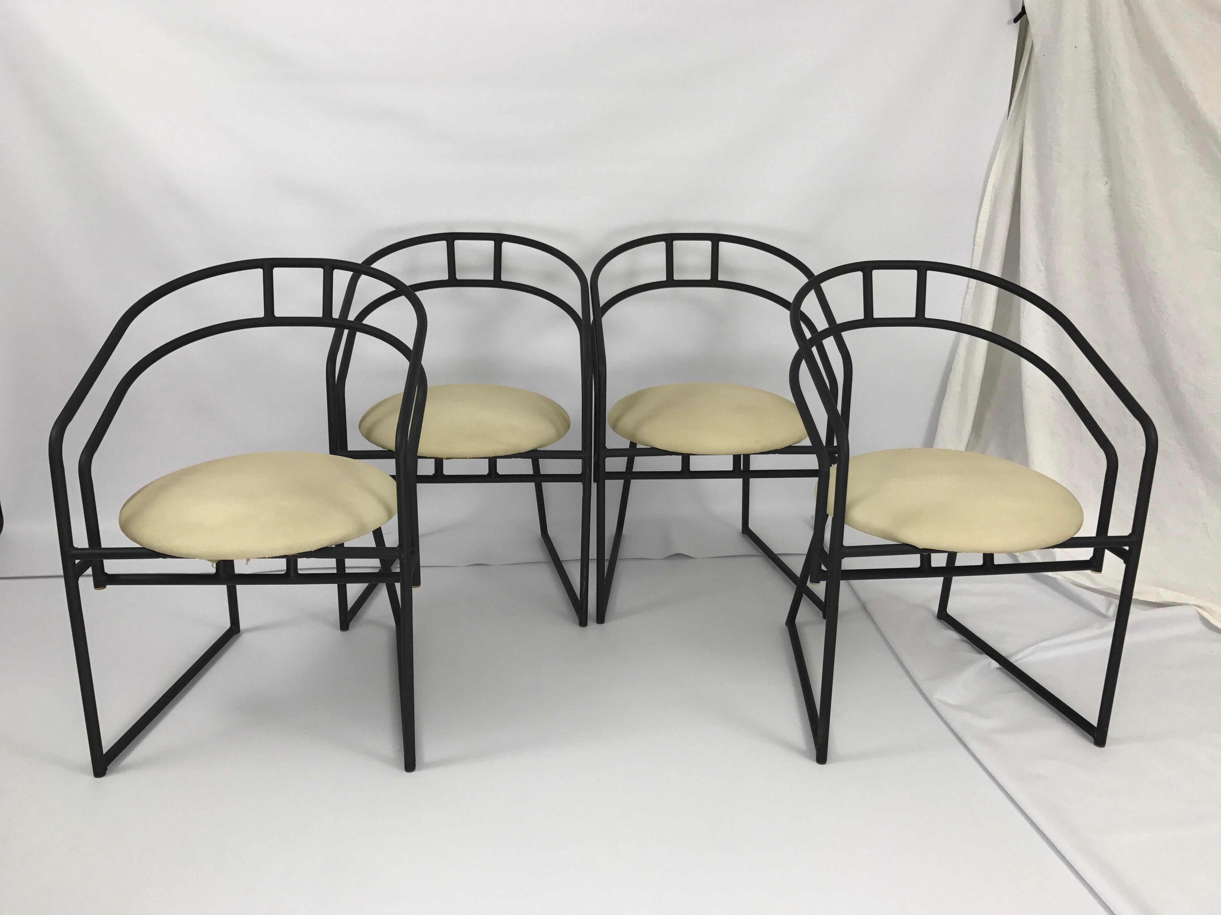 Vintage Cal Style Furniture Dining Set   Image 5 Of 11