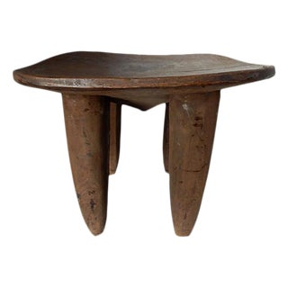 Senufo Stool or Table Cote D'Ivoire