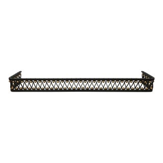 Royere Style Fireplace Fender