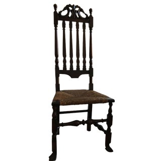 Gothic Revival Highback Chair
