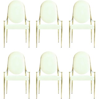 Set of Mastercraft Dining Chairs