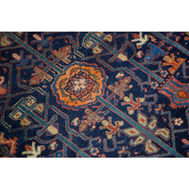 """Colorful Antique Malayer Rug - 4'2"""" X 6'6"""" - Image 4 of 10"""
