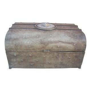Vintage Paint & Metal Box