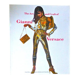 'The Art and Craft of Gianni Versace' Book