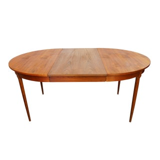 Rosengaarden Teak Dining Table with Leaf