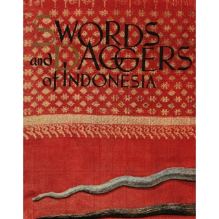 Swords and Daggers of Indonesia Book