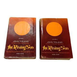 Vintage Books: The Rising Sun Volumes 1 & 2