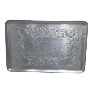 Hand Forged Everlast Metal Tray