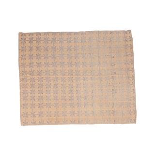 """Vintage Turkish Jijim Carpet - 5'9"""" X 7'1"""""""