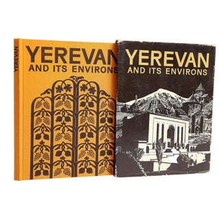 Yerevan and Its Environs Books - A Pair
