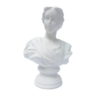 Neoclassical White Bust