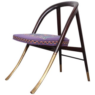 "Edward Wormley ""a Chair"" for Dunbar"