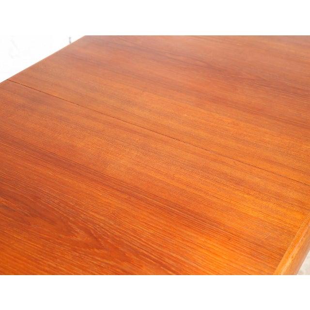 Danish Modern Dining Table - Image 5 of 11