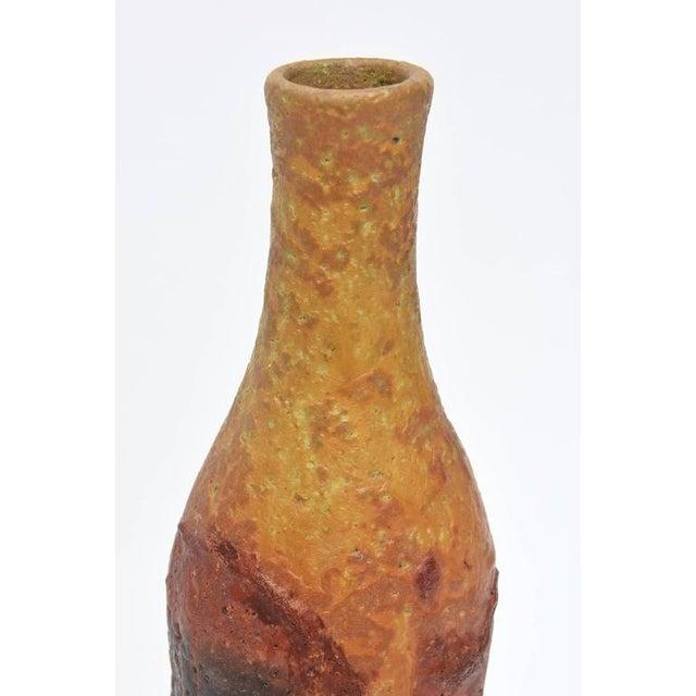 Italian Signed Fantoni for Raymor Female Form Glazed Ceramic - Image 6 of 10