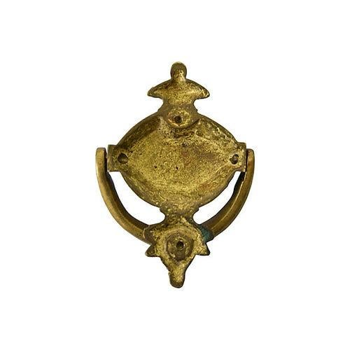 Image of Vintage Brass Door Knocker