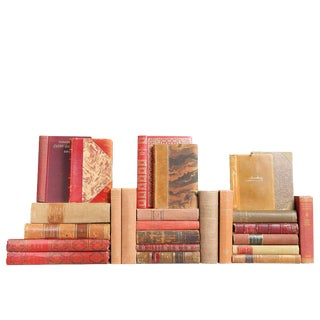 French Language Books: Or et Rouge, S/25