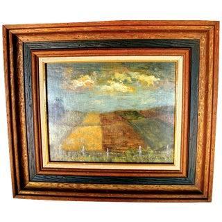 Modernist Landscape Painting