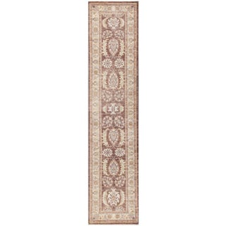 """Pasargad Ny Hand-Knotted Tabriz Runner - 2'4"""" X 10'3"""""""