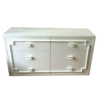 White Lacquer Dresser by Room Service