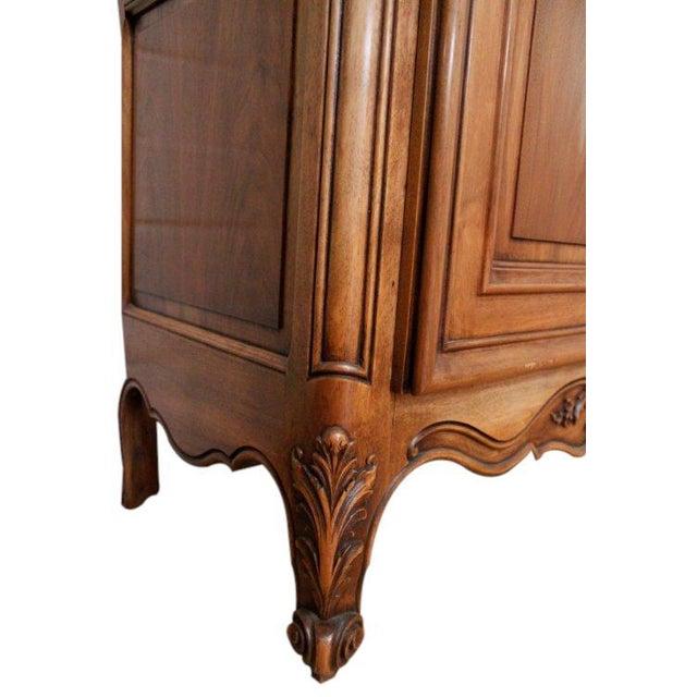 Vintage French Rococo Sideboard 1950 Louis XV - Image 2 of 8
