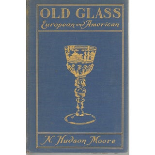 European & American Old Glass Book
