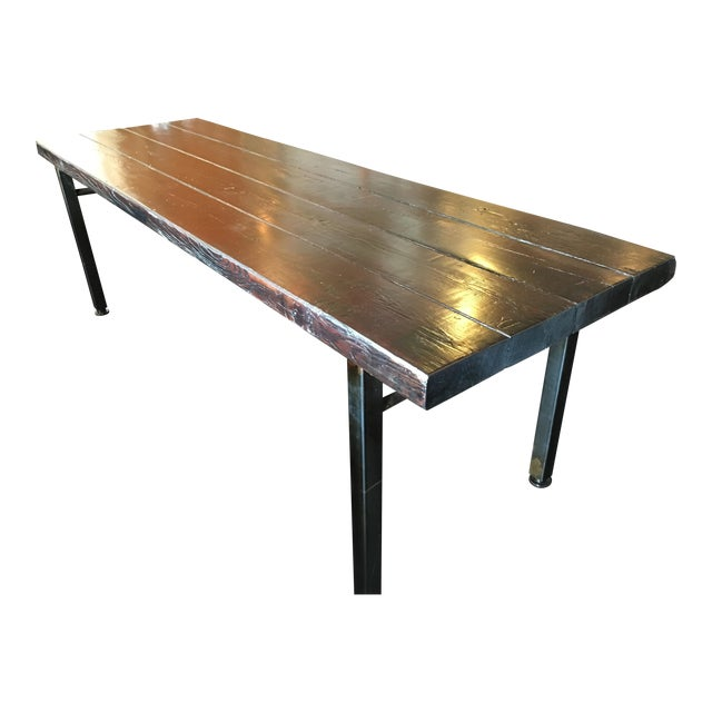 Urbane Plank Table - Image 1 of 6