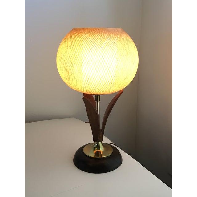Mid-Century Spaghetti Table Lamp - Image 3 of 10