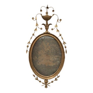 18th Century Antique Neoclassical Mirror