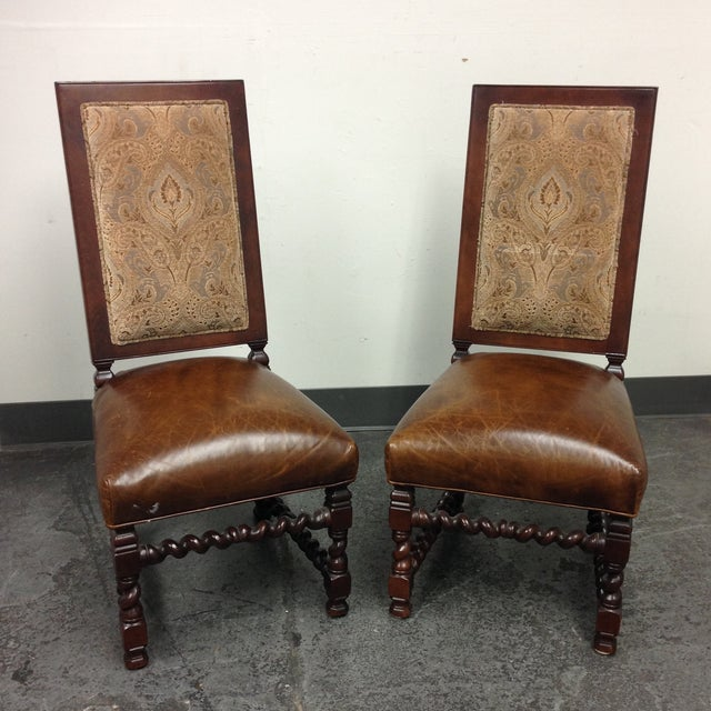 Image of Custom Dining Chairs - Set of Six