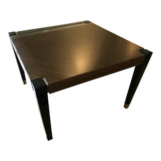 Grain Wood Laminated Table