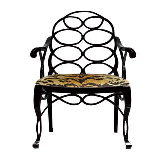 "Truex American Furniture "" Loop Chair"""