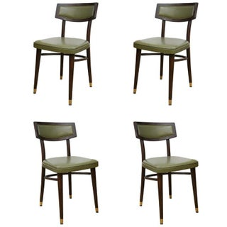 Mid-Century Thonet Dining Chairs - Set of 4