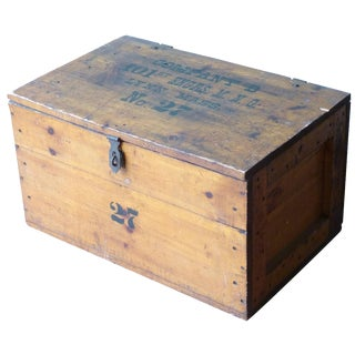 Army Supply Crate