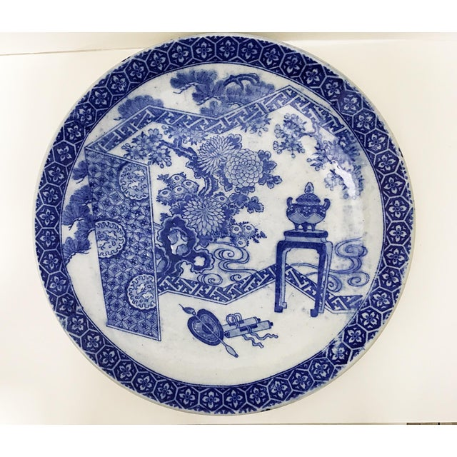 Large 19th-C. Imari Charger - Image 2 of 11