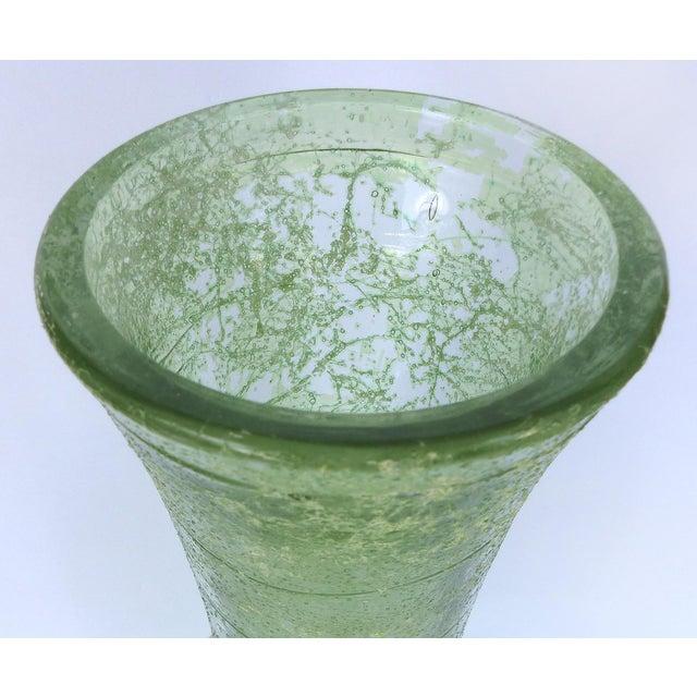 Spanish Mid-Century Glass Vessel/Bottle - Image 4 of 8