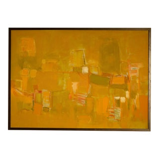 "Sheryl Westergreen Abstract Painting - ""Venice Series #6"""