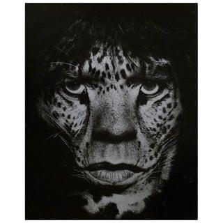Albert Watson Portrait of Mick Jagger as Jaguar