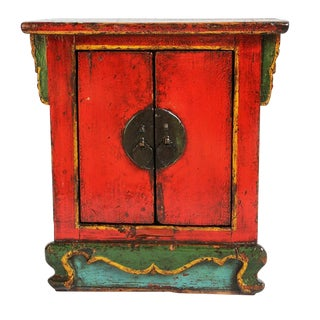 Antique Henan Cabinet