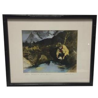 Alaska Prospector by Sydney Laurence
