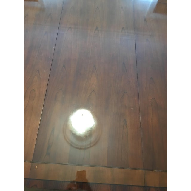 Baker Dining Room Table - Image 8 of 11