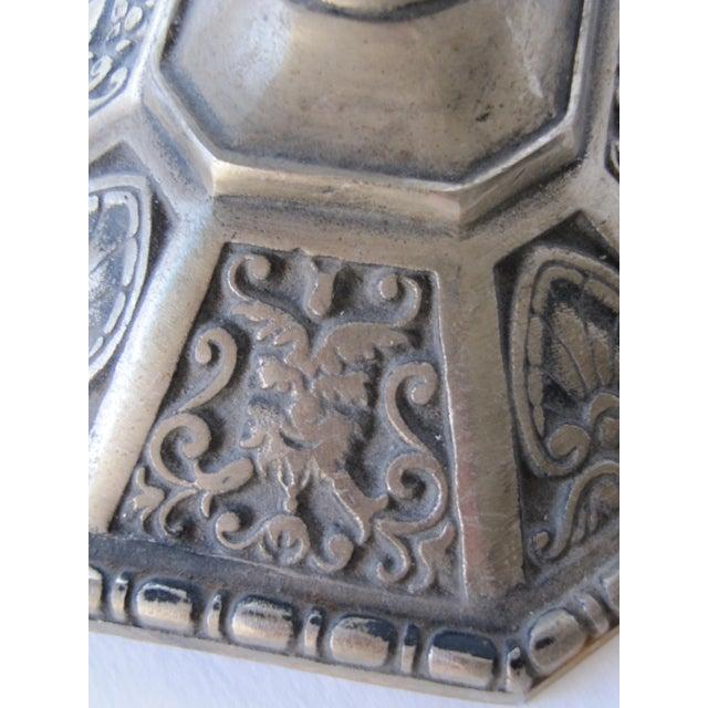 Iron Fireplace Tool Set - 5 Pieces - Image 3 of 6